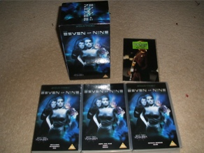 Star Trek - The Seven of Nine Collection