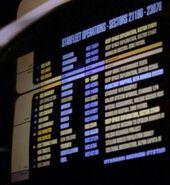 Starfleet Mission Status, 2367