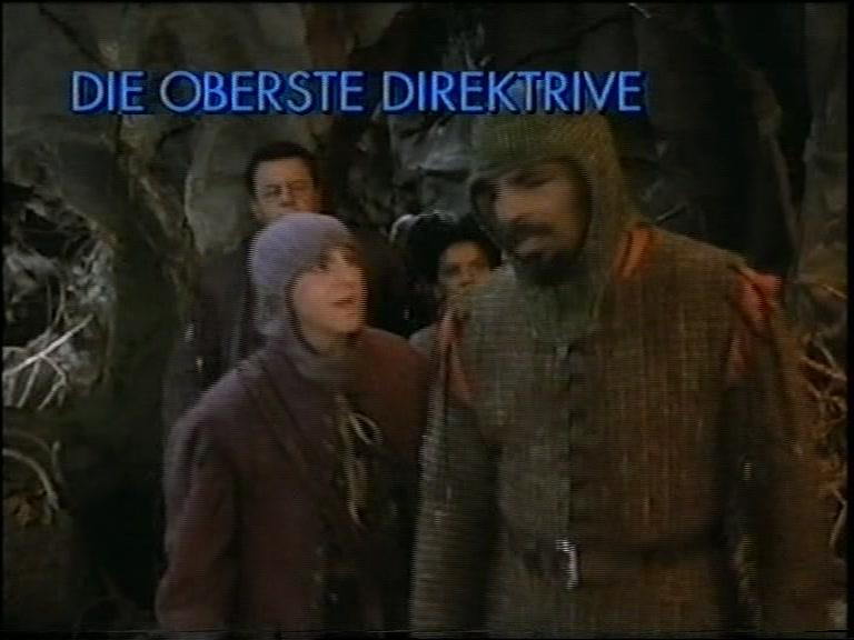 Die oberste Direktive