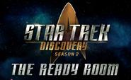 The Ready Room DIS season 2 title card