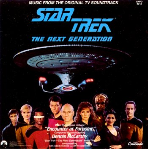 Star Trek: The Next Generation – Encounter at Farpoint