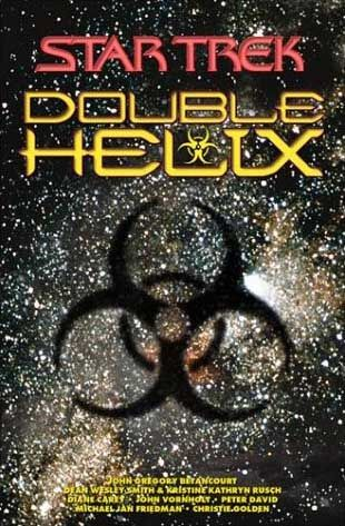 Cover of Double Helix omnibus edition