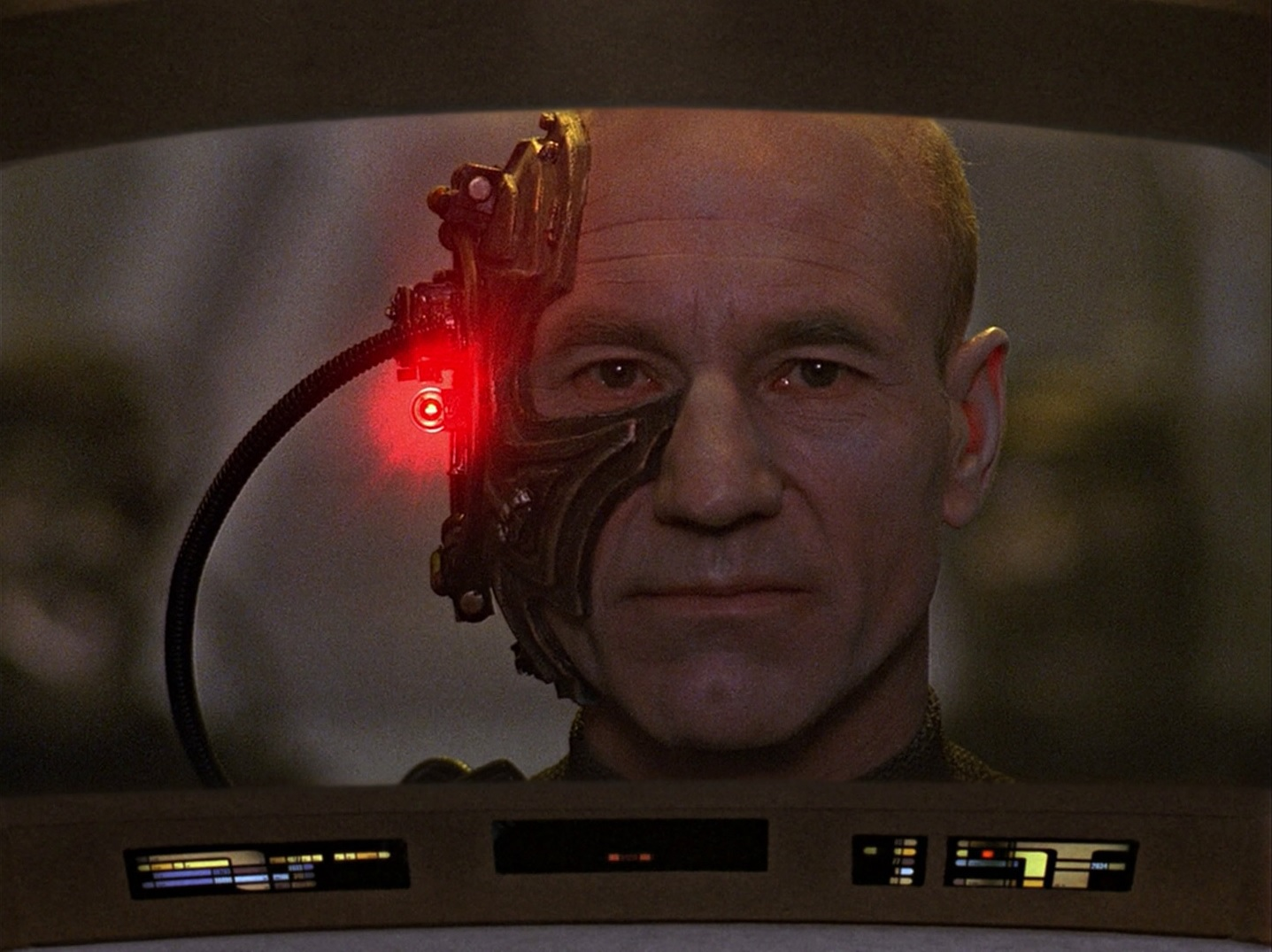 In den Händen der Borg