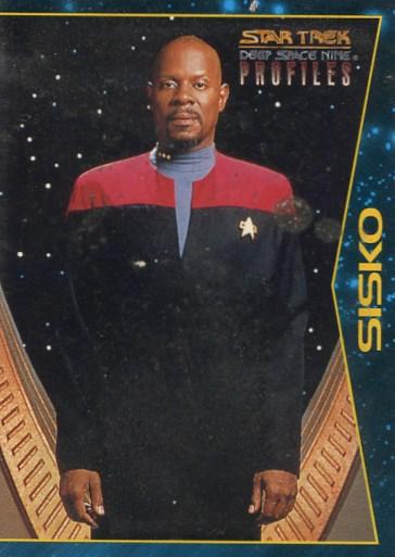 Star Trek: Deep Space Nine - Profiles