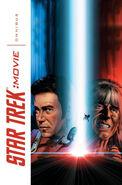 Star Trek Movie Omnibus cover