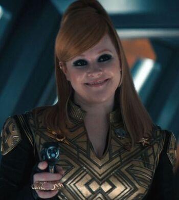 Captain Sylvia Tilly (2255)