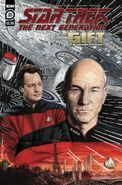 The Gift IDW edition