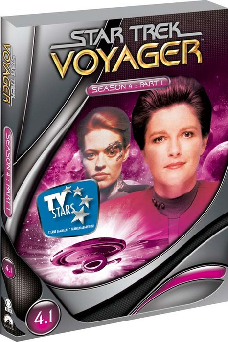 VOY DVD-Box Staffel 4.1