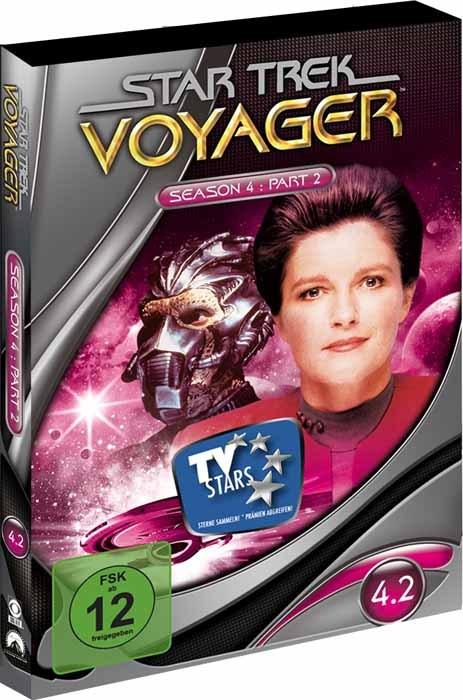 VOY DVD-Box Staffel 4.2