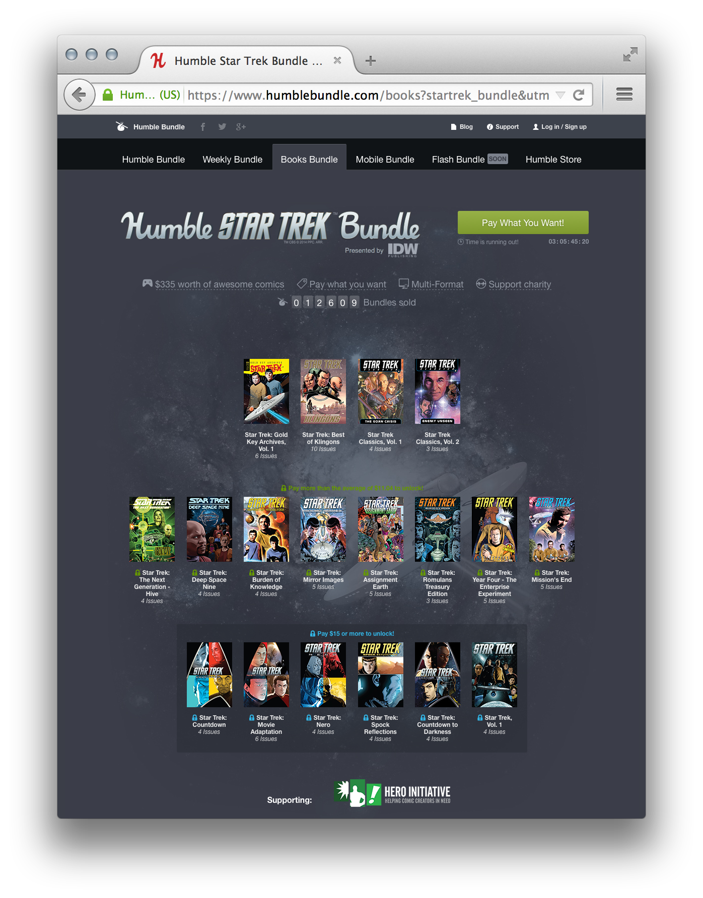 Humble Star Trek Bundle