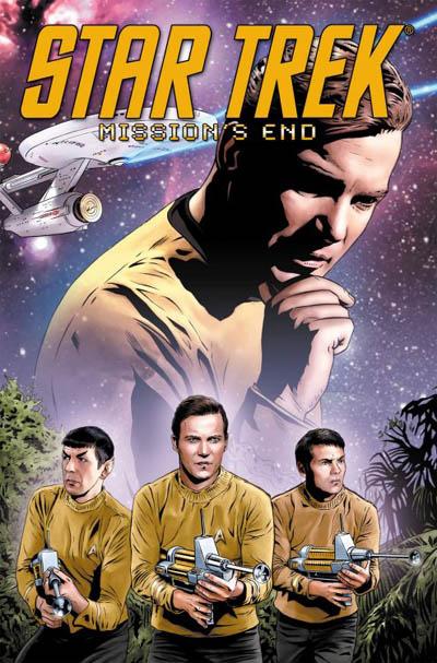 Star Trek: Mission's End (omnibus)