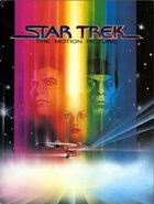 Star Trek The Motion Picture movie program