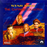Star Trek - The Captains Collection