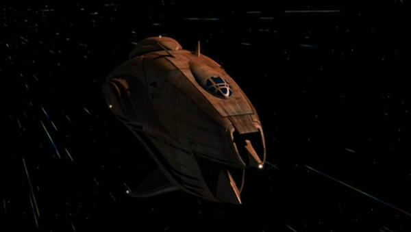 Denobulan medical ship