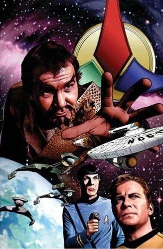 Star Trek: Klingons - Blood Will Tell (omnibus)