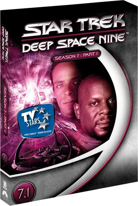 DS9 DVD-Box Staffel 7.1