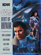 Debt of Honor IDW