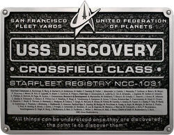 Eaglemoss USS Discovery Dedication Plaque.jpg