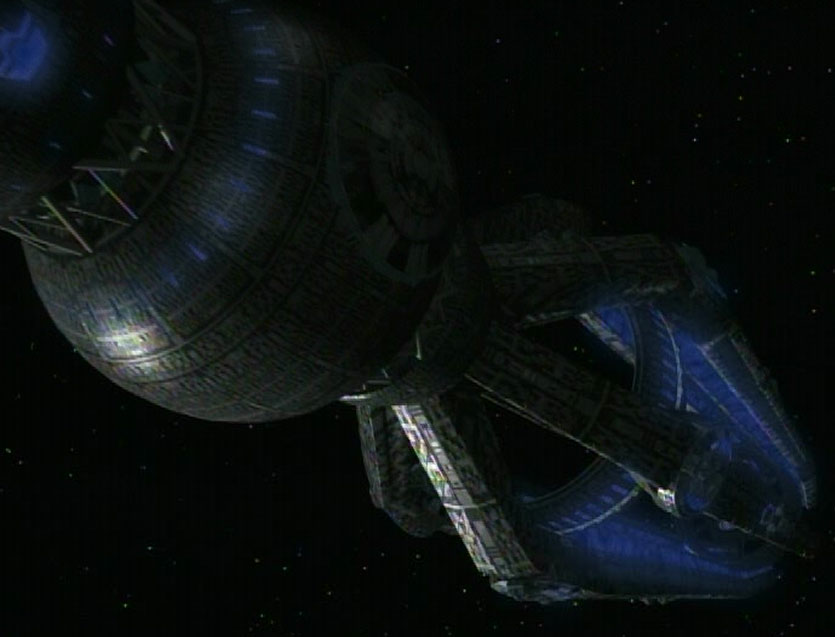 Krenim weapon ship