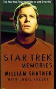 Star Trek Memories 1994 cover