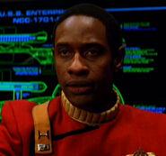 Enterprise-B lieutenant