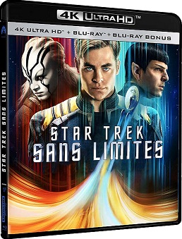 Star Trek Beyond (4K ultra HD)