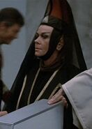 Vulcan noblewoman Genevieve Martin