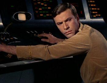 Chief Petty Officer Garison