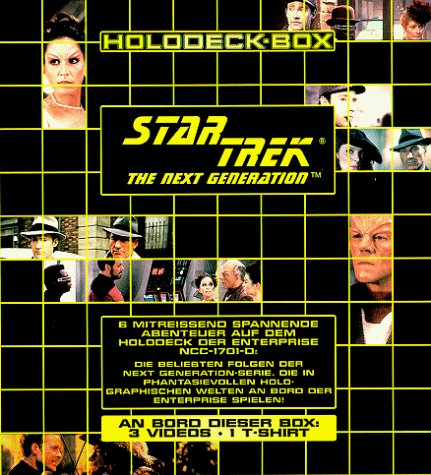 Star Trek: The Next Generation - Holodeck Box