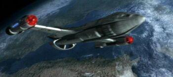 NX-Alpha over Earth