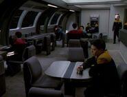 Voyager messhall