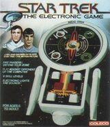 Coleco Star Trek Game box