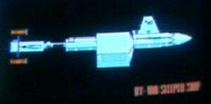 DY-100 sleeper ship, lcars