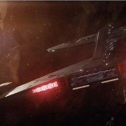 联邦星舰发现号