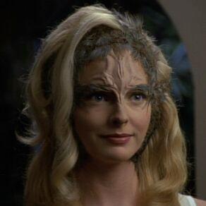 Lidell Ren, a Banean female (2371)