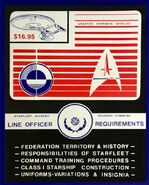 Starfleet Academy Training Command Line Officer Requirements