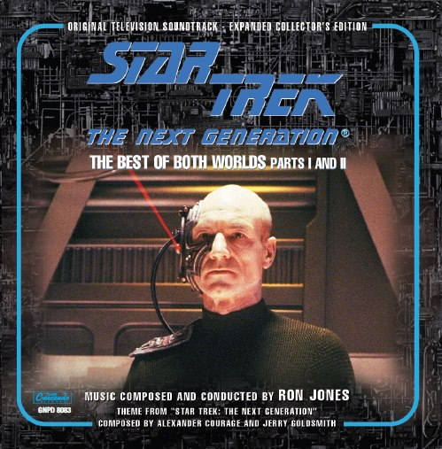 Star Trek: The Next Generation – The Best of Both Worlds (Expanded Edition)