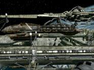 Ledosian spaceport vessel 1