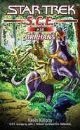 Orphans - eBook cover
