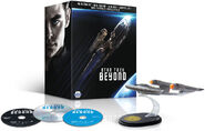 Amazon 4KUHD BR3D BR USS Franklin Giftset