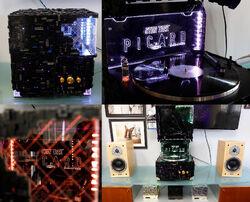 CherryTree Star Trek Picard Borg Cube Record Player.jpg