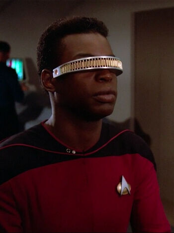 Lt. (j.g.) Geordi La Forge (2364)
