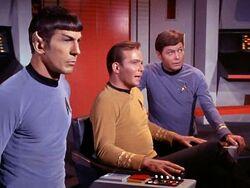 Kirk Spock McCoy bridge 2267.jpg