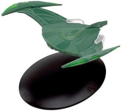 Raumschiffsammlung 14 Romulanischer Bird-of-Prey (22. Jahrhundert).jpg