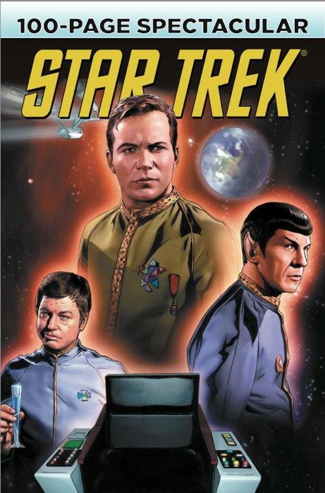 Star Trek - 100-Page Spectacular 2012