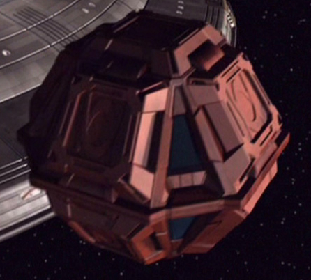 Suliban cell ship (spherical)