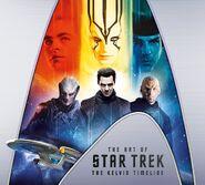 The Art of Star Trek The Kelvin Timeline cover