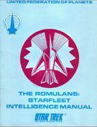 The Romulans Starfleet Intelligence Manual