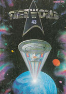 Trekworld issue 43 cover