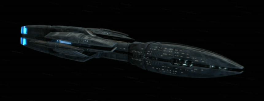 Andorian battle cruiser, profile.jpg